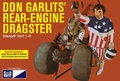 "MPC Don Garlits ""Swamp Rat R-1"" 1971 Rear Engined Top Fuel Dragster"