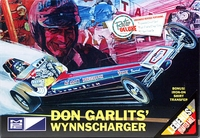 "MPC Don Garlits ""Wynnscharger"" Front Engined Top Fuel Dragster"