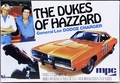 """MPC """"Dukes of Hazzard"""" """"General Lee"""" 1969 Dodge Charger R/T"""