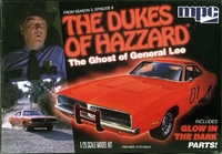 "MPC ""Dukes of Hazzard"" ""The Ghost of General Lee"" 1969 Dodge Charger - Glow in the Dark"
