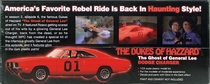 "MPC ""Dukes of Hazzard"" ""The Ghost of General Lee"" 1969 Dodge Charger – Glow in the Dark"