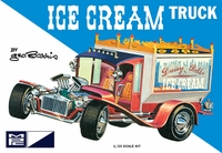 "MPC George Barris ""Ice Cream Truck"" Show Rod"