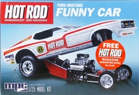 "MPC ""Hot Rod Magazine"" Long-Nose 1973 Mustang Funny Car"