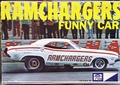 "MPC ""Ramchargers"" 1971 Dodge Challenger Funny Car"