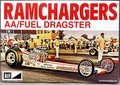 "MPC ""Ramchargers"" Front Engined Top Fuel Dragster"