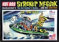 "MPC Stroker McGurk ""Hot Rodder's Buddy with Surf Rod"""