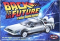 "Polar Lights ""Back to the Future"" DeLorean Time Machine, Snaps Together"