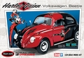 "Polar Lights DC Comics ""Harley Quinn"" VW Bettle - Snaps Together"