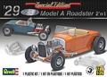 Revell 1929 Ford Model A Roadster Street Rod