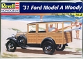 "Revell 1931 Ford ""A"" Woody, Stock"