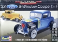 "Revell 1932 Ford 5-Window Coupe Street Rod ""Special Edition"""