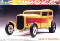 "Revell 1932 Ford Sedan ""Chopped Deuce"" Altered, ""Street Demons"" Series"