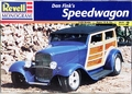 "Revell 1932 Ford Woody ""Speedwagon"""