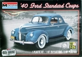 Revell/Monogram 1940 Ford Standard Coupe, Stock
