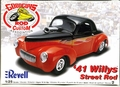 "Revell 1941 Willys Coupe Street Rod ""Goodguys"""