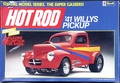 "Revell 1941 Willys Pickup AA/Gasser or Street Gasser ""Street Demons"" Series"