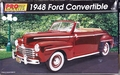 "Revell 1948 Ford Convertible ""Pro Modeler"" kit, Stock or Street Rod"