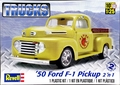 Revell 1950 Ford F-1 Pickup 2 'n 1, Stock or Custom