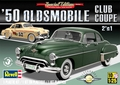 Revell 1950 Olds Club Coupe, 2'n1, Stock or Race