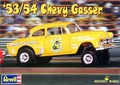 Revell 1953/1954 Chevy 210 2 Door Sedan Street Gasser