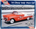 Revell 1955 Chevy Convertible Indy 500 Pace Car