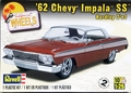Revell 1962 Chevy Impala 2 'n 1, Stock or Drag