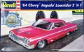 Revell 1964 Chevy Impala Hardtop 2 'n 1, Stock or Lowrider