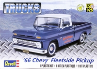 Revell 1966 Chevy Shortbed Fleetside Pickup