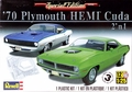 Revell 1970 Hemi Cuda, 2 'n 1, Stock or Custom