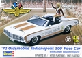 Revell 1972 Oldsmobile Indianapolis 500 Pace Car with Pre-Painted Linda Vaughn Figure