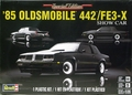 Revell 1985 Olds 442/FE3-X Show Car
