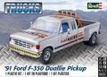 Revell 1991 Ford F-350 Duallie Pickup