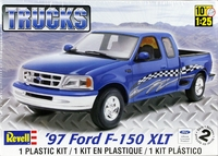 Revell 1997 Ford XLT F-150 SuperCab Flareside Pickup