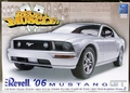 Revell 2006 Mustang GT Coupe - Second Box Art