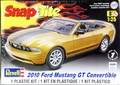 Revell 2010 Mustang GT Convertible, Snaps Together