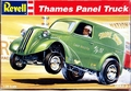 "Revell A/G Thames Panel Truck Gasser ""Simple Simon"""