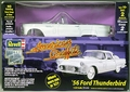 """Revell """"American Graffiti"""" 1956 T-Bird Convertible Kit with Pre-Painted Metal Body"""