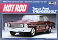 "Revell Bill Lawton ""Tasca Ford"" 1964 Fairlane Thunderbolt Super Stock"