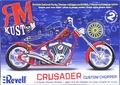 Revell Crusader Custom Chopper, 1/12th Scale