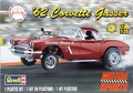 Revell D&M Blown 327 1962 Corvette Gasser