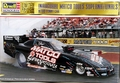 "Revell Dean Skuza ""Matco Tools Inaugural Supernationals"" Winner 1998 Dodge Avenger Funny Car"
