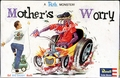 "Revell Ed ""Big Daddy"" Roth ""Mother's Worry"" from 1963"