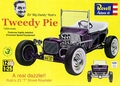 """Revell Ed Roth 1923 Ford """"T"""" Street Roadster """"Tweedy Pie"""" Show Rod"""