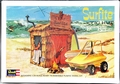 "Revell Ed Roth ""Surfite"" with Tiki Hut"
