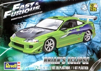 """Revell """"Fast and Furious"""" Brian's Mitsubishi Eclipse"""