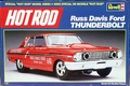 "Revell Gas Rhonda ""Russ Davis Ford"" 1964 Fairlane Thunderbolt Super Stock"