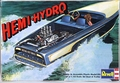 "Revell ""Hemi-Hydro"" Hemi Powered Ski Boat with Trailer"