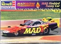 "Revell Jerry Toliver ""Mad Magazine"" 1998 Firebird Funny Car"