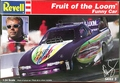 "Revell K.C. Spurlock ""Fruit of the Loom"" 1995 Dodge Avenger Funny Car"