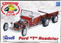 "Revell/Monogram 1924 Ford ""T"" Roadster with Trailer"
